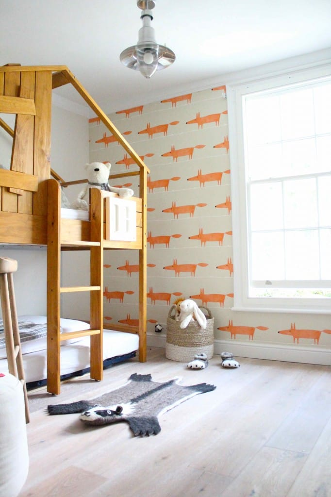 Kids Room Pattern Filled Walls
