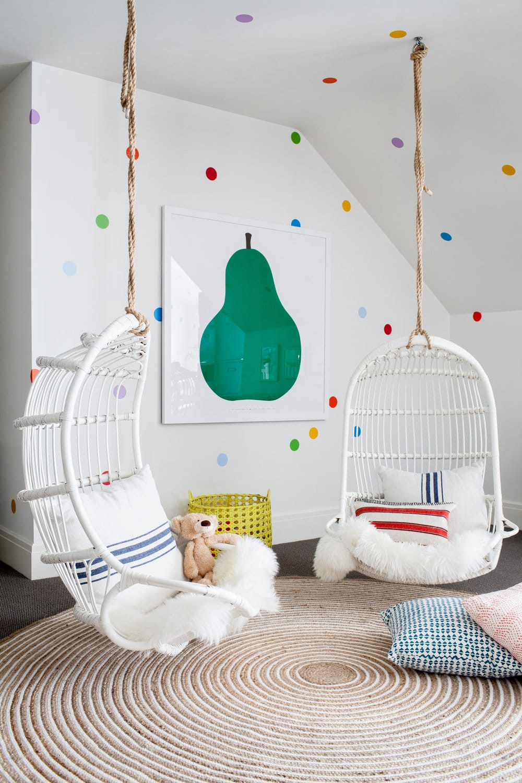 Kids room seating