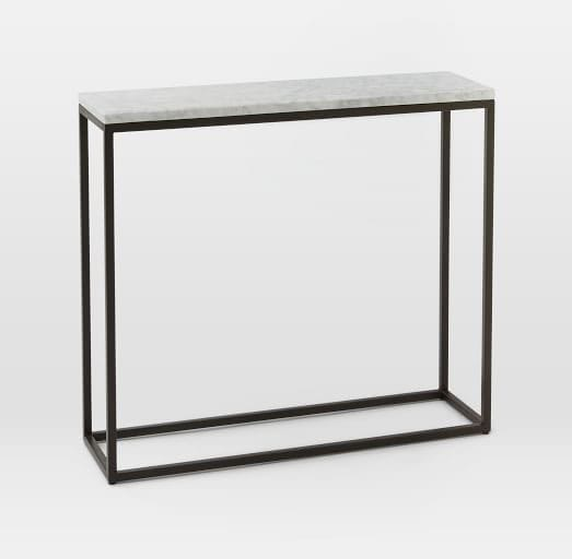 Box Frame Console