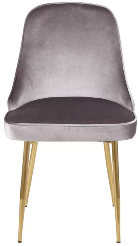 Elim Velvet Upholstered Dining Chair