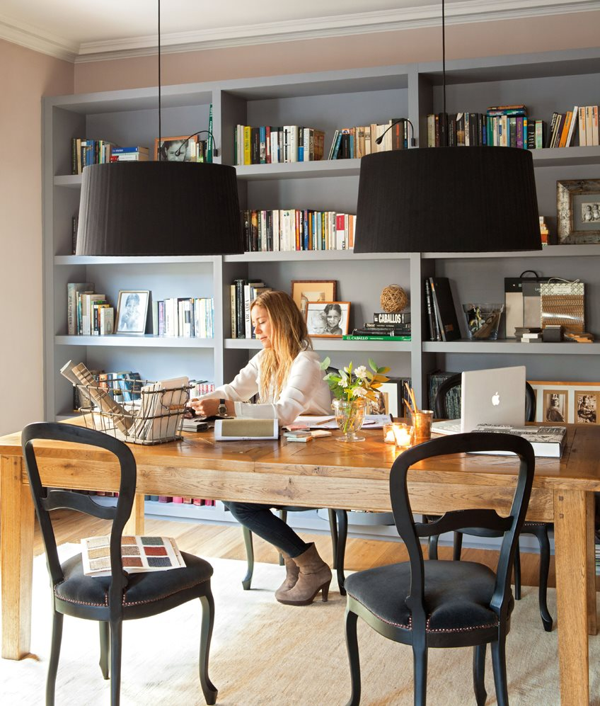 4 areas to accommodate a small home office pop talk for Creating a home office