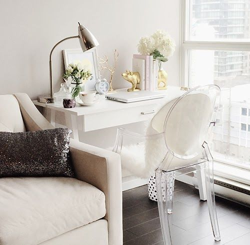 4 Areas To Accommodate A Small Home Office Pop Talk Swatchpop