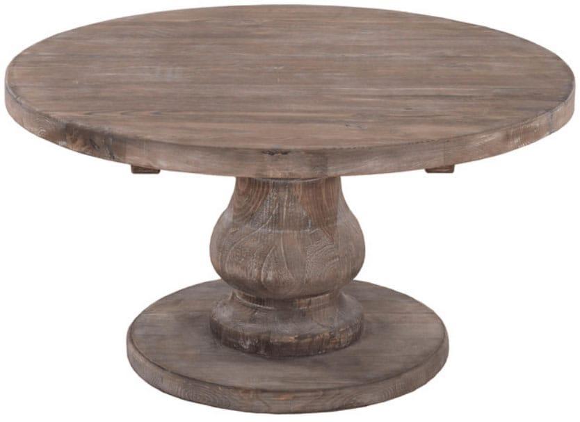 Pedistal Coffee Table