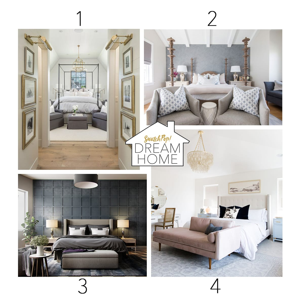 Dream Home - Bedroom
