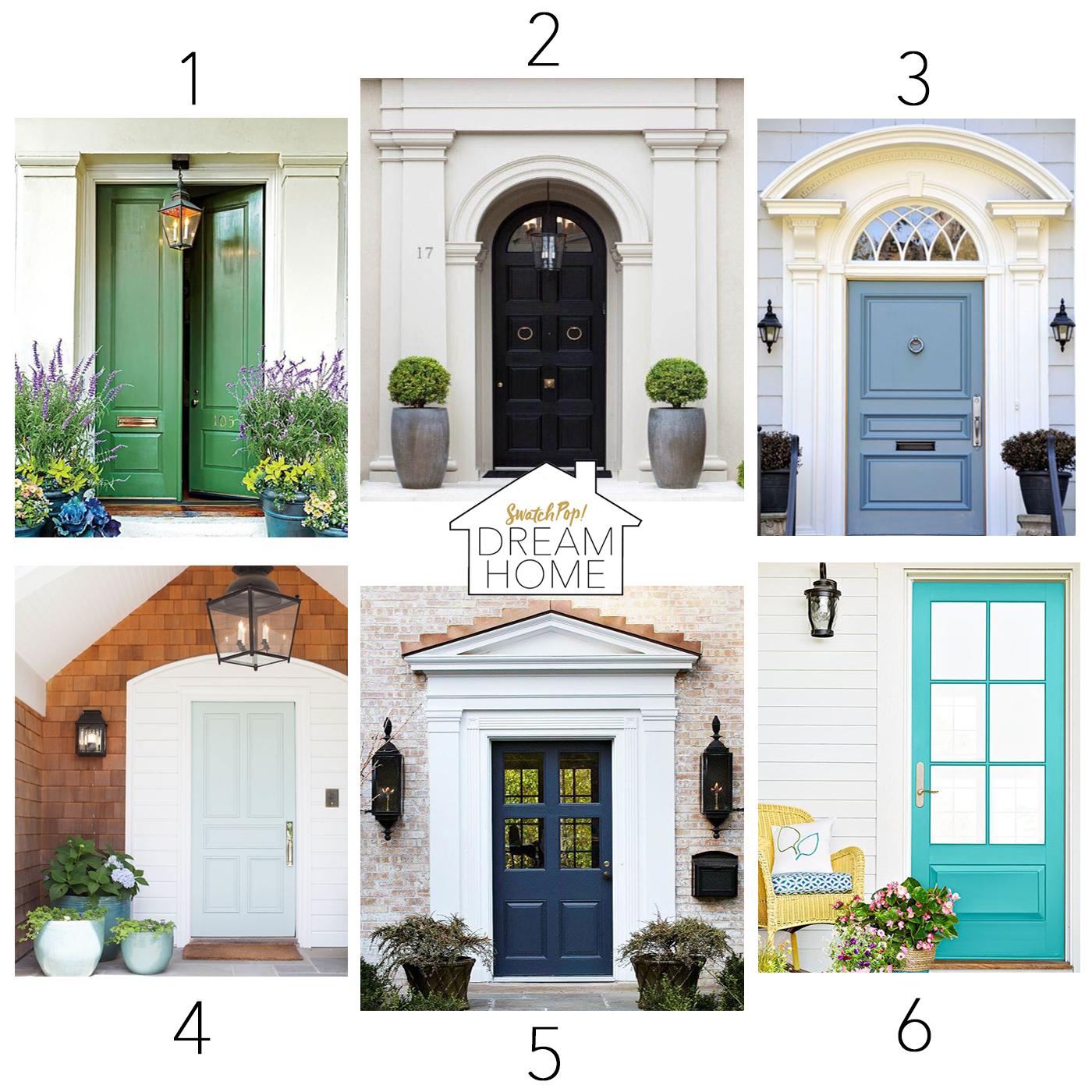 swatchpop dream home front door pop talk swatchpop