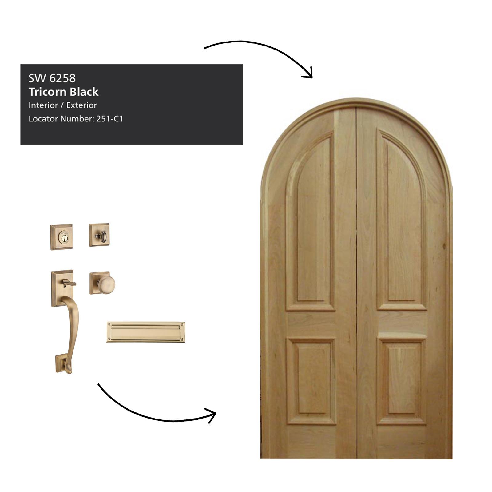 Dream Home Front Door