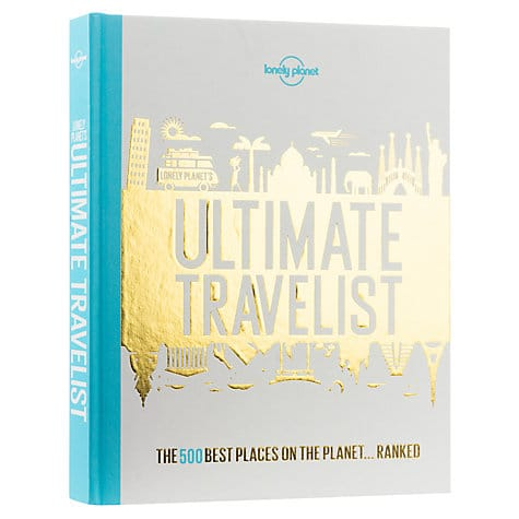 ​Travel book