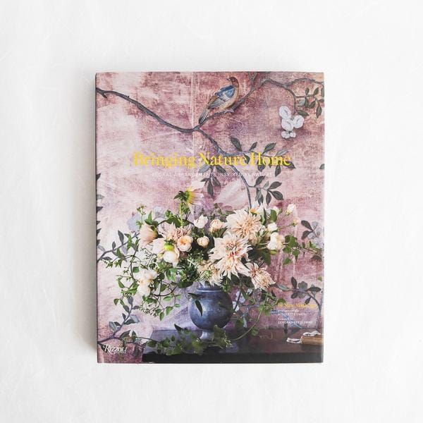 Floral arrangement book