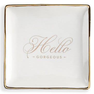 Hello gorgeous tray