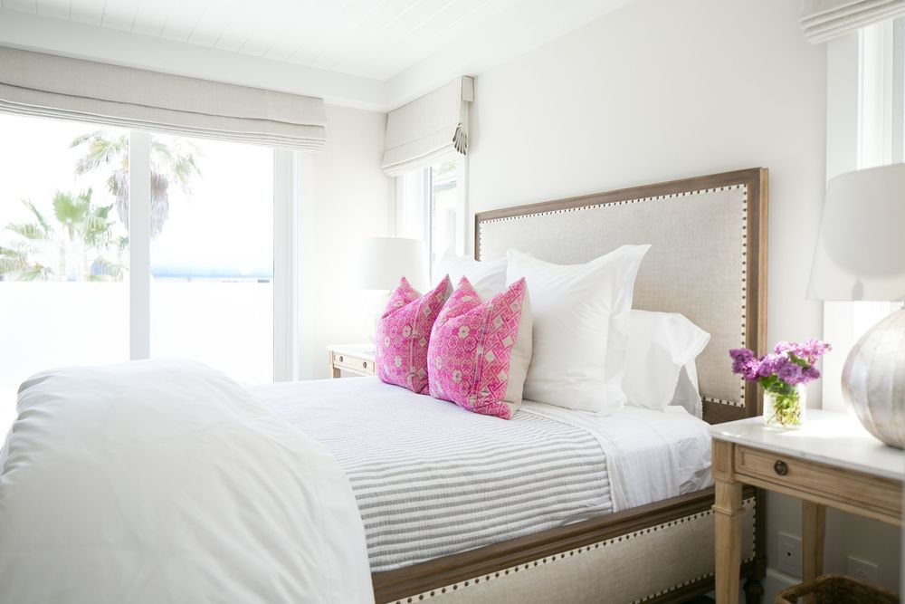 How to Decorate Above A Bed - Do Nothing