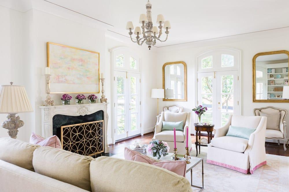 Feminine interior design styles