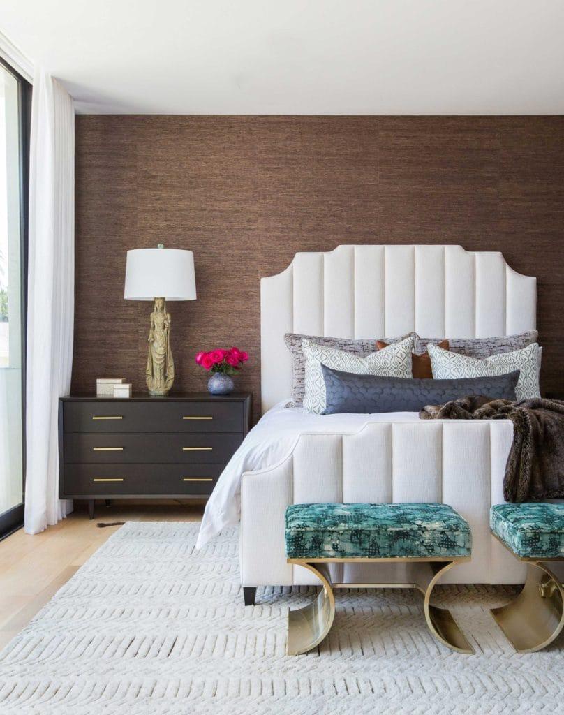 Balanced interior design