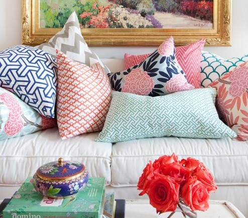 Beautiful This Collection Of Caitlin Wilson Pillows Would Be AMAZING For A Formal  Sitting Room Thatu0027s Rarely Great Ideas