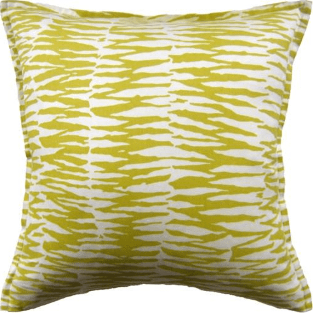 Ryan Studio Zebra Pillow In Bamboo