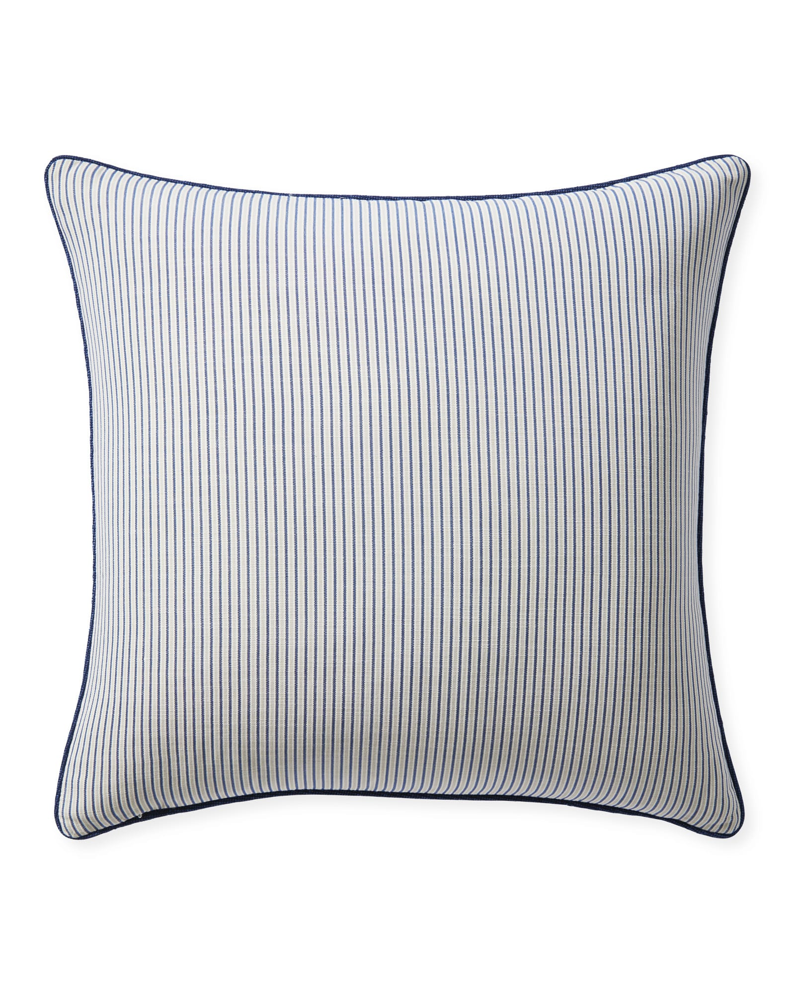 Perennials Shirting Stripe Pillow Cover