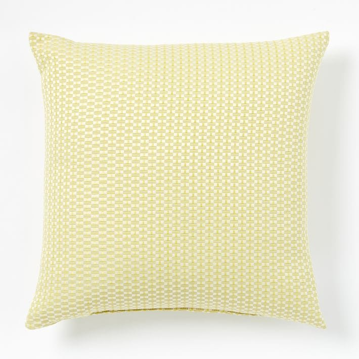 Outdoor Ribbon Stripe Pillows