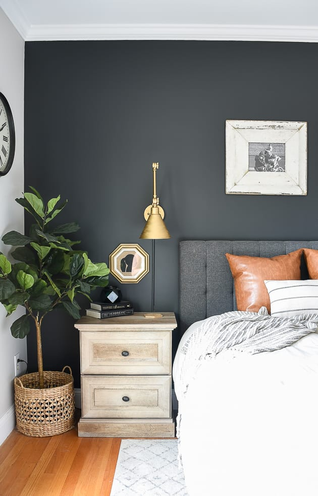 Bedroom Refresh Paint The Walls