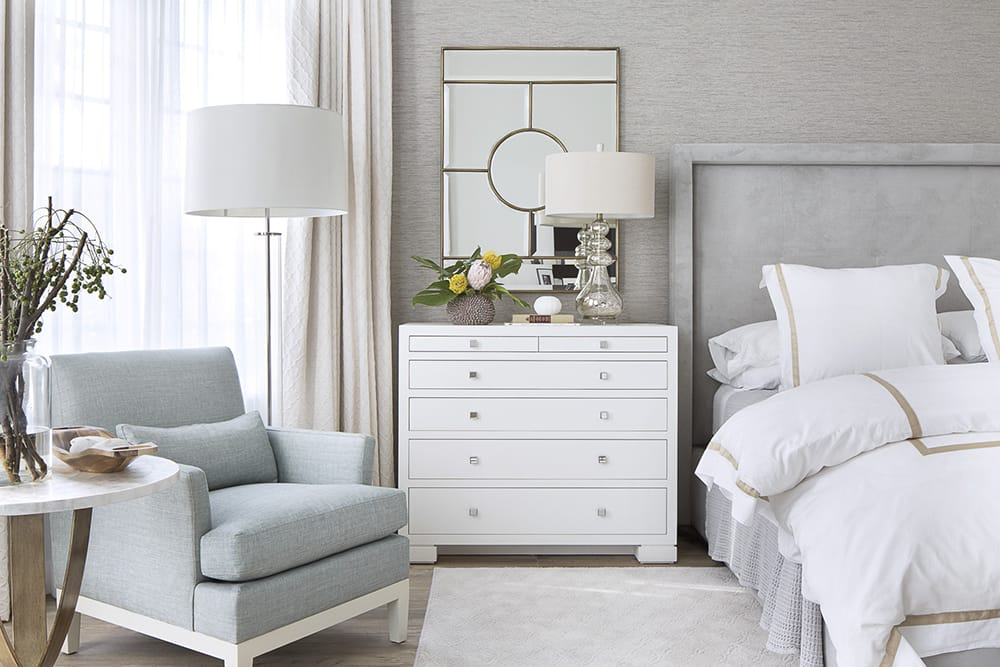 Bedroom Refresh Add Seating