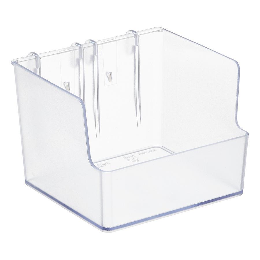 Elfa utility Narrow BoardBox Translucent