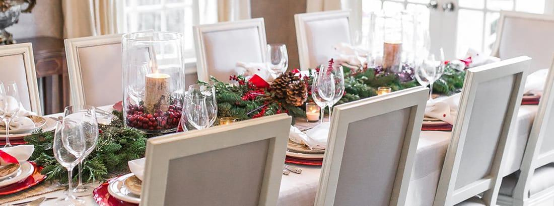 3 Steps to the Perfect Holiday Tablescape
