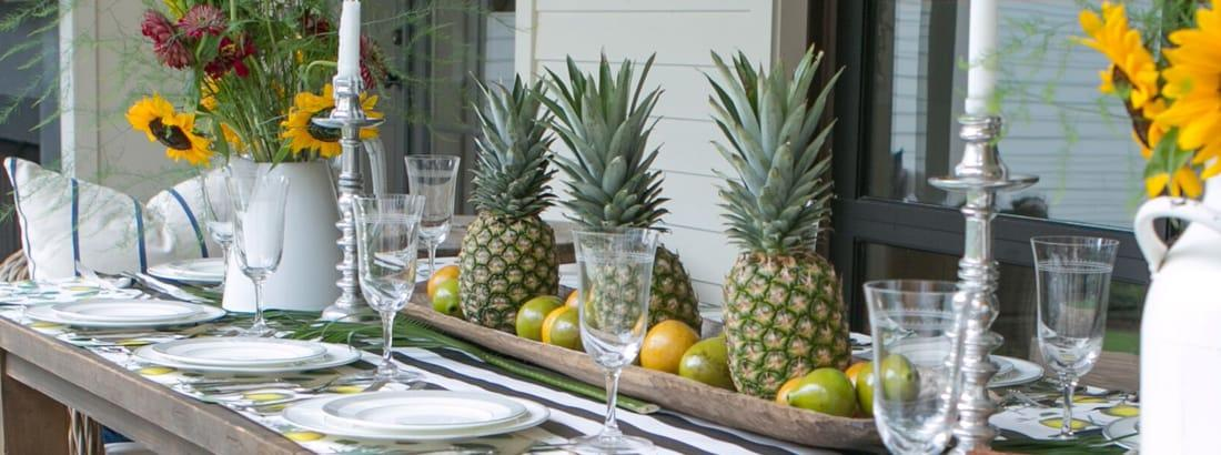 5 Tips for a Pinterest Worthy Tablescape