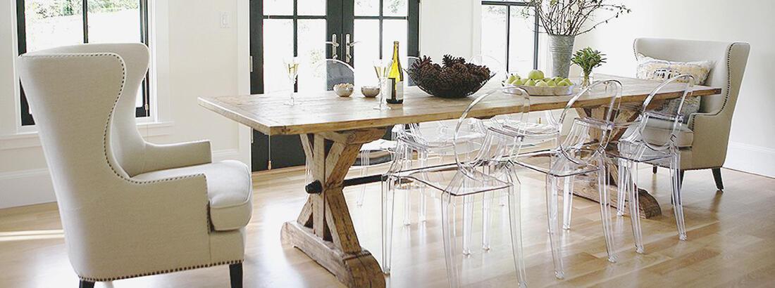 DEFINE YOUR STYLE: Classic Farmhouse + Modern Farmhouse