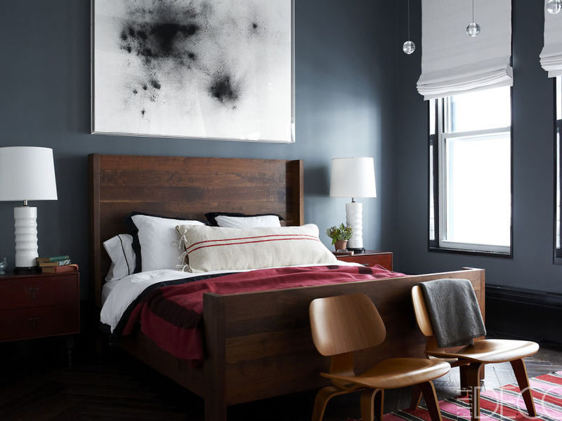 Trends to Try: Dark Walls