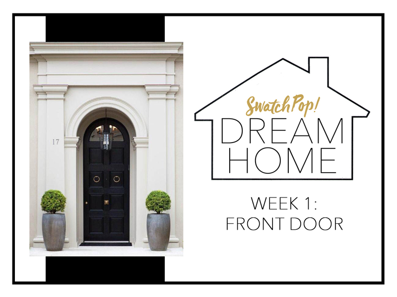 SwatchPop! Dream Home: Front Door