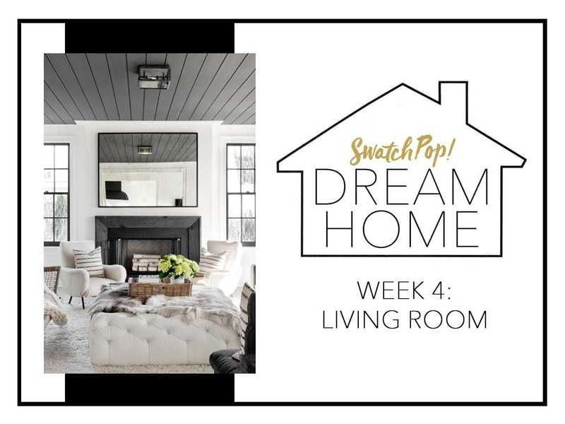 SwatchPop! Dream Home: Living Room
