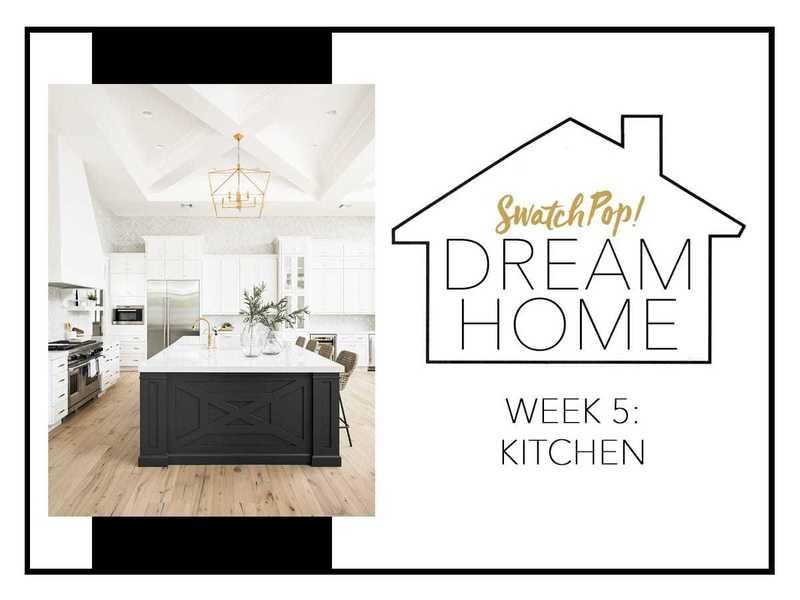 SwatchPop! Dream Home: Kitchen