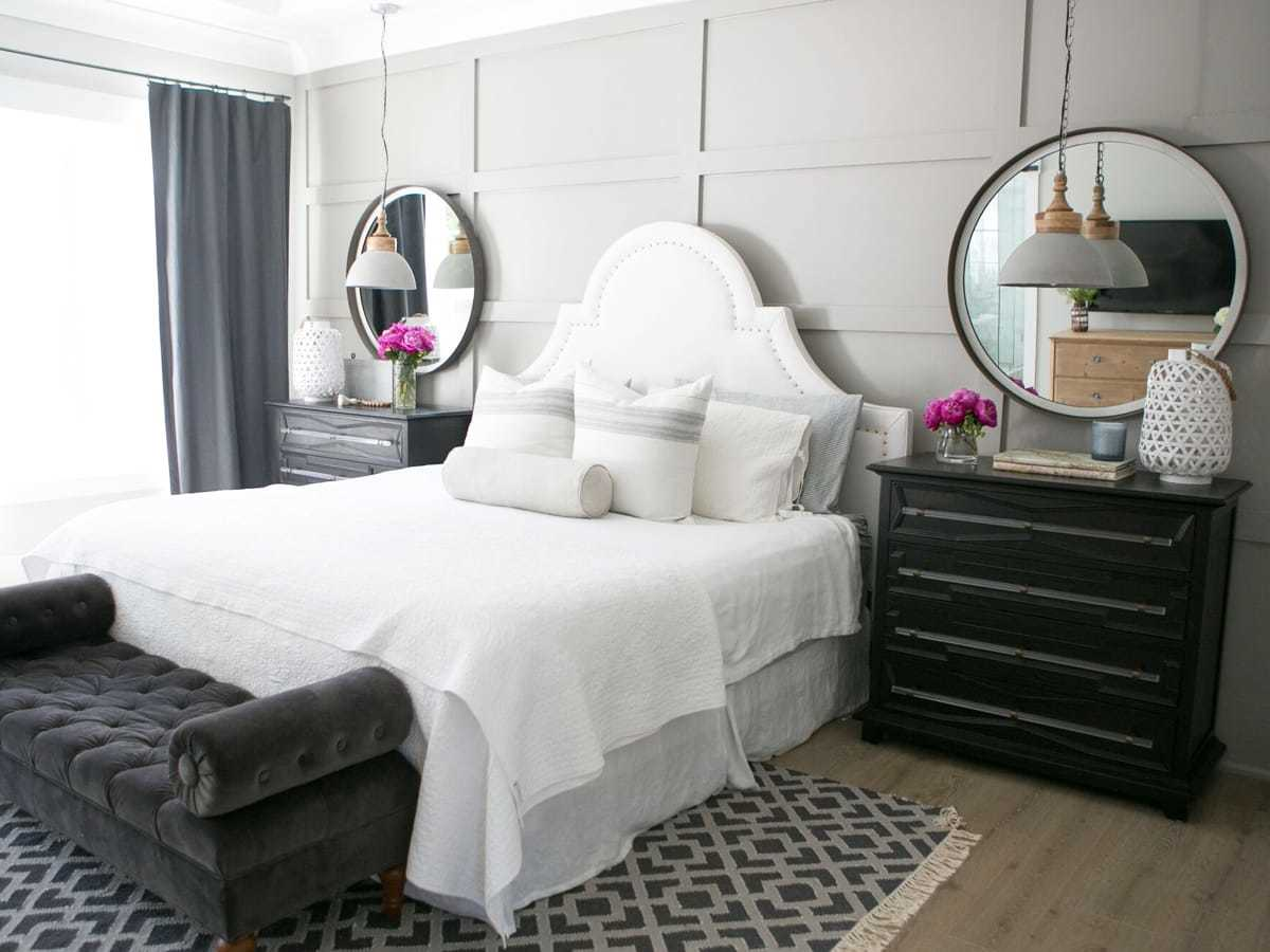 How To Mix And Match Bedroom Furniture Pop Talk Swatchpop