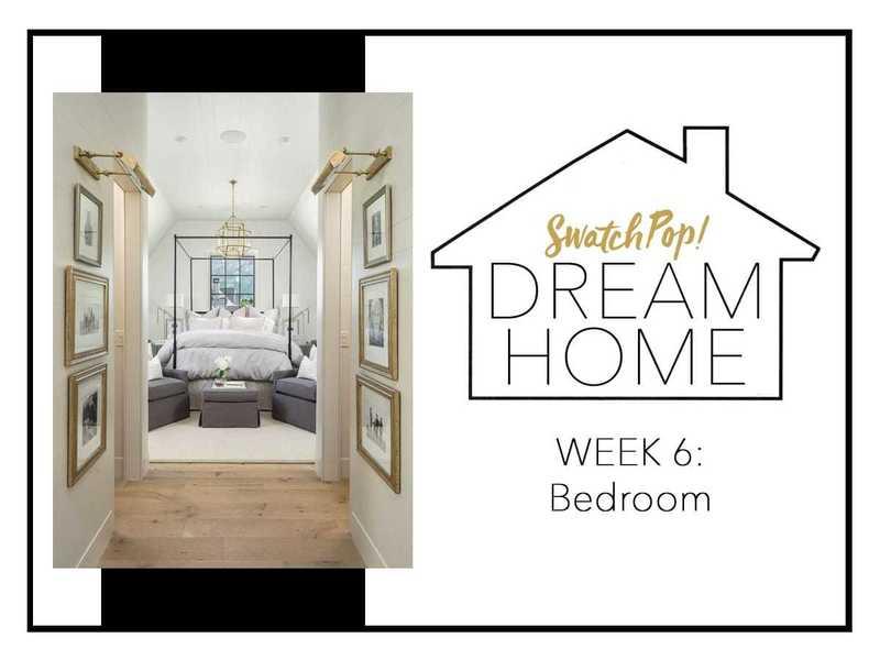 SwatchPop! Dream Home: Bedroom