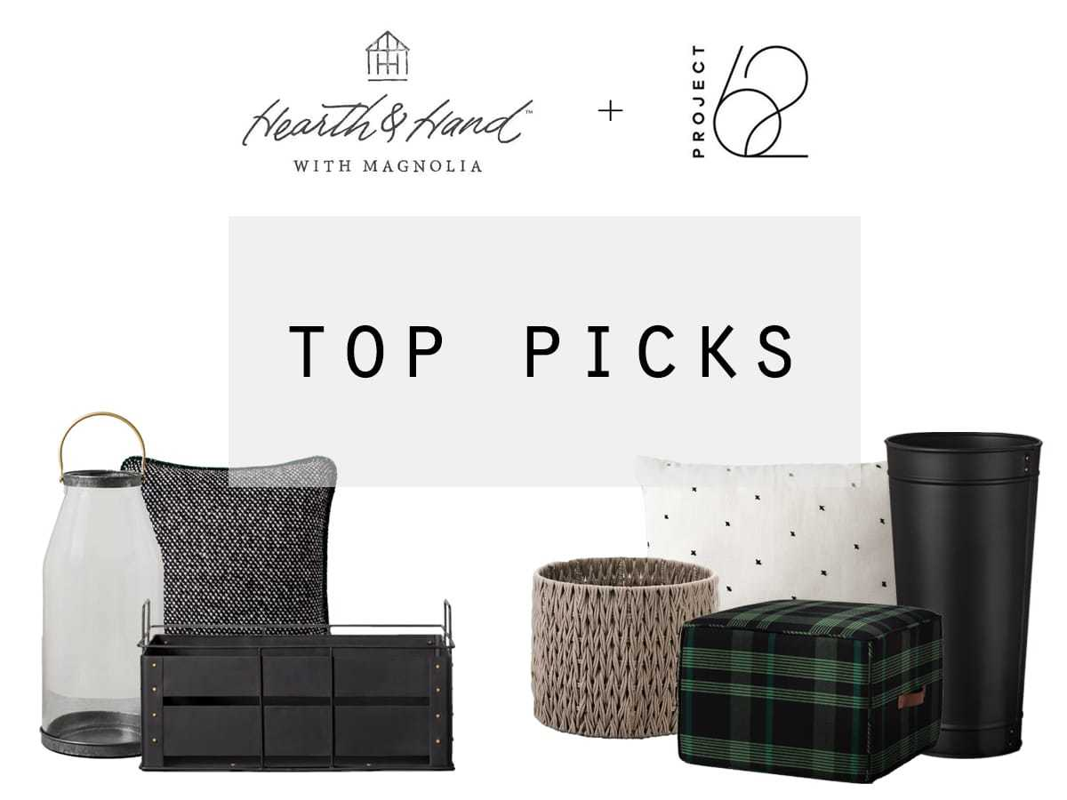 Top Picks: Hearth & Hand and Project 62