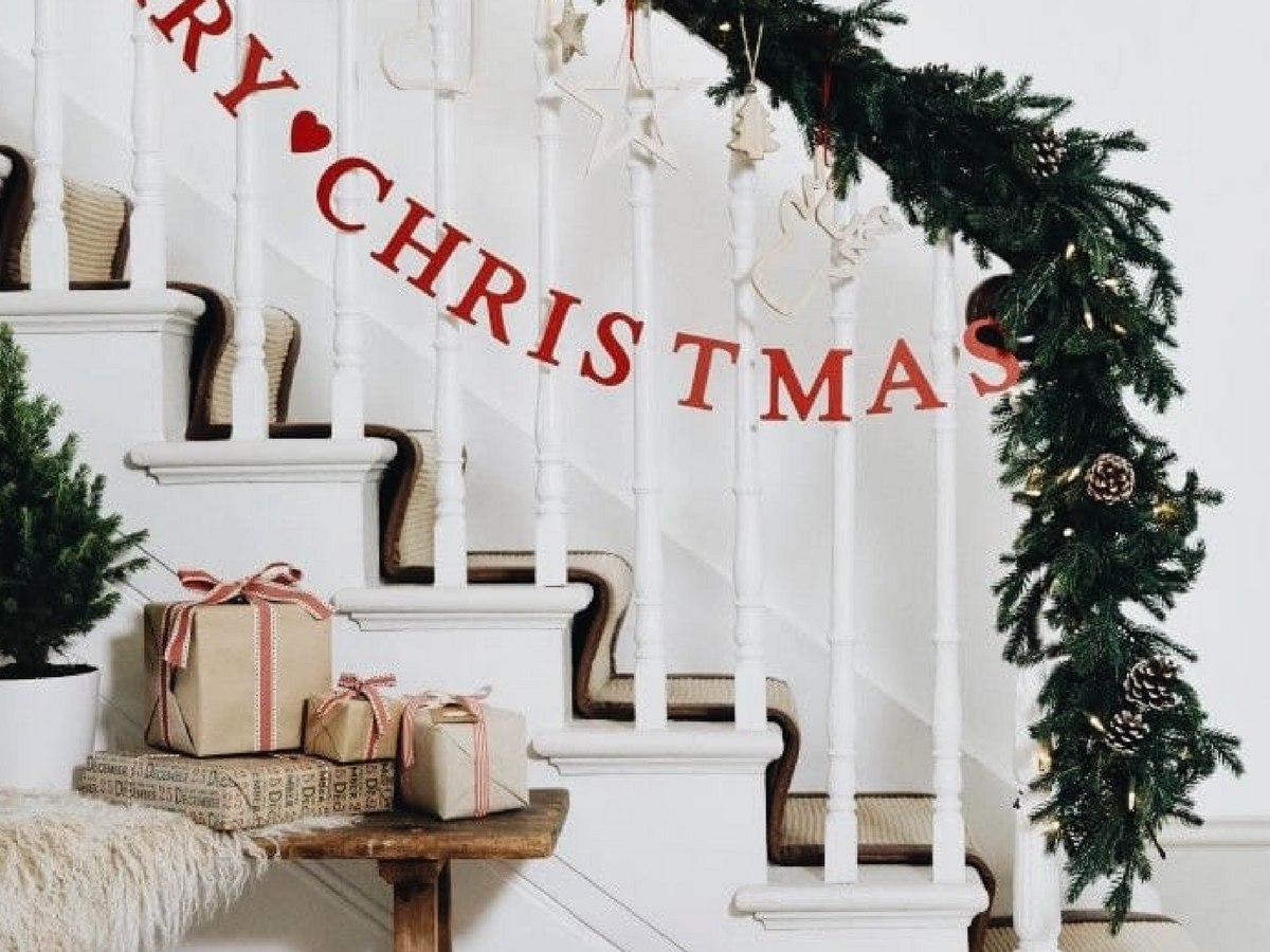 20 Easy Christmas Decorating Ideas