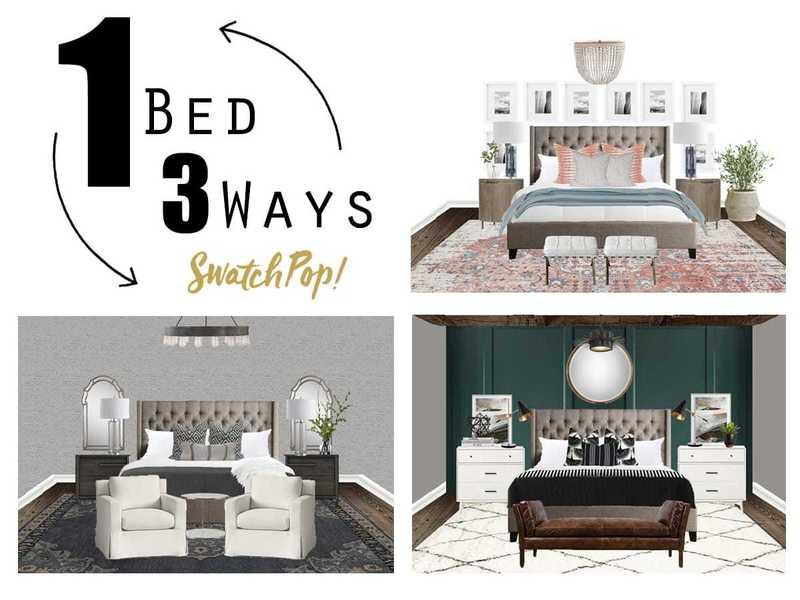 1 Bed 3 Ways