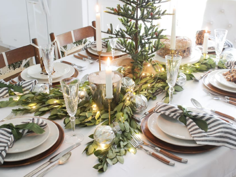 The Secret Ingredient to Holiday Tablescapes