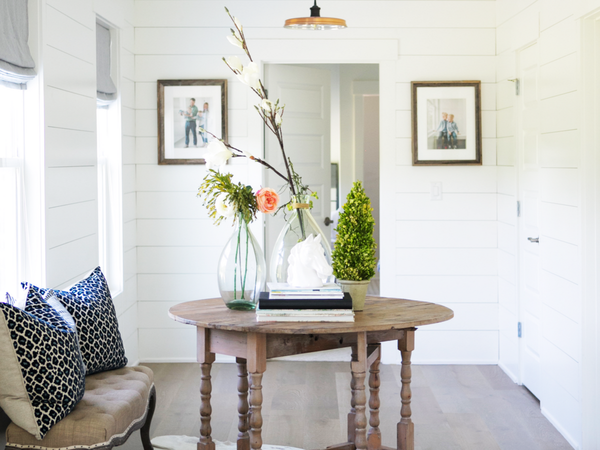 Reader Q&A: Entryways