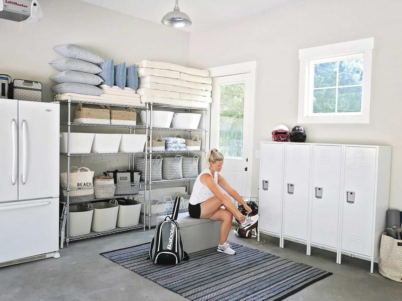 The Ultimate Garage Makeover with The Container Store