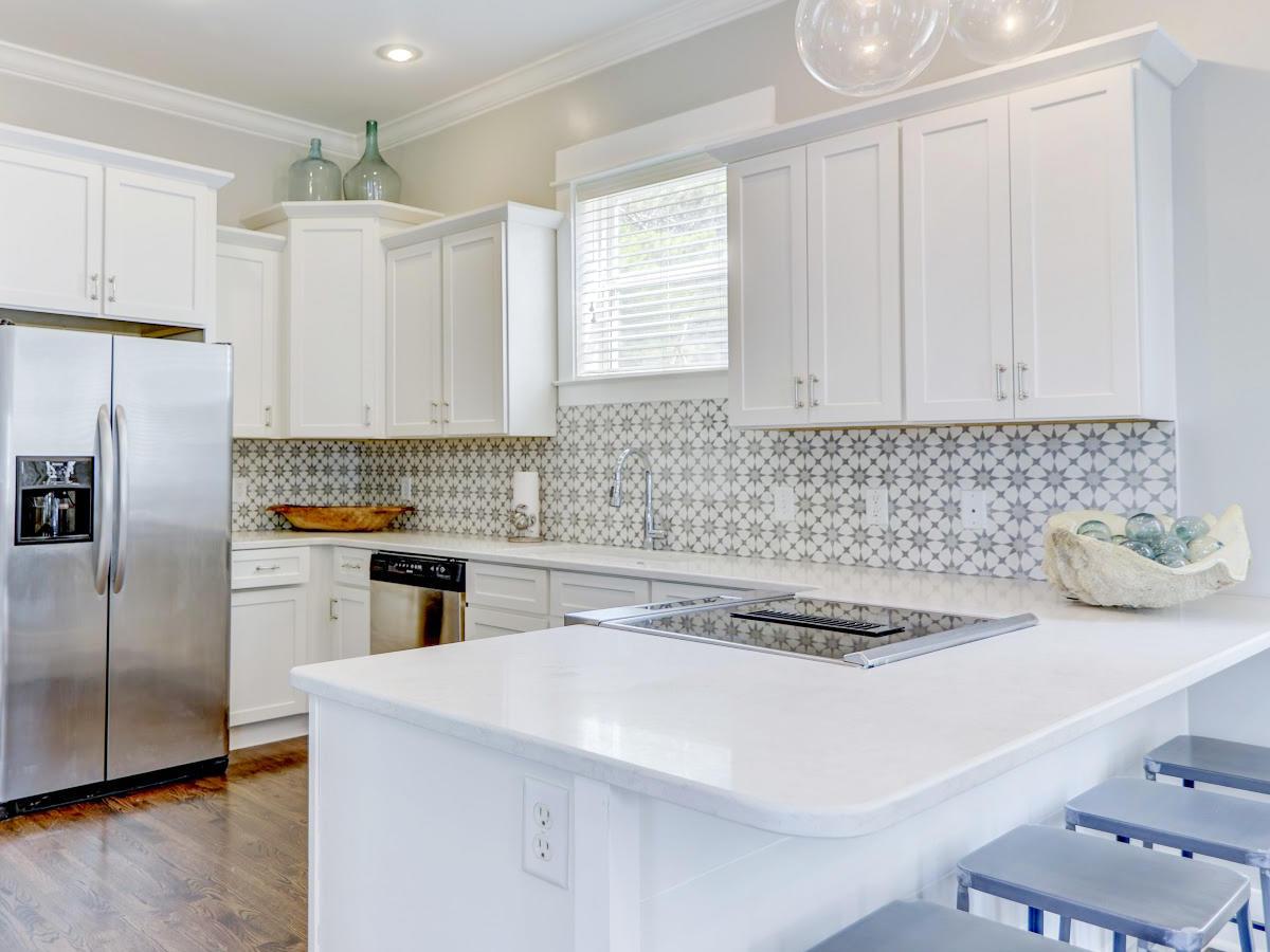 SwatchPop! Beach House: Kitchen Remodel