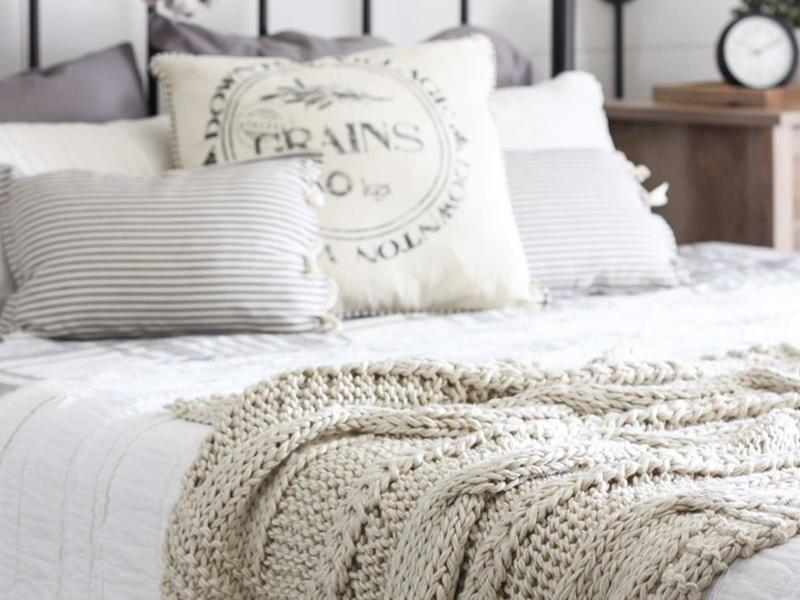 3 Quick Updates for a Guest Bedroom