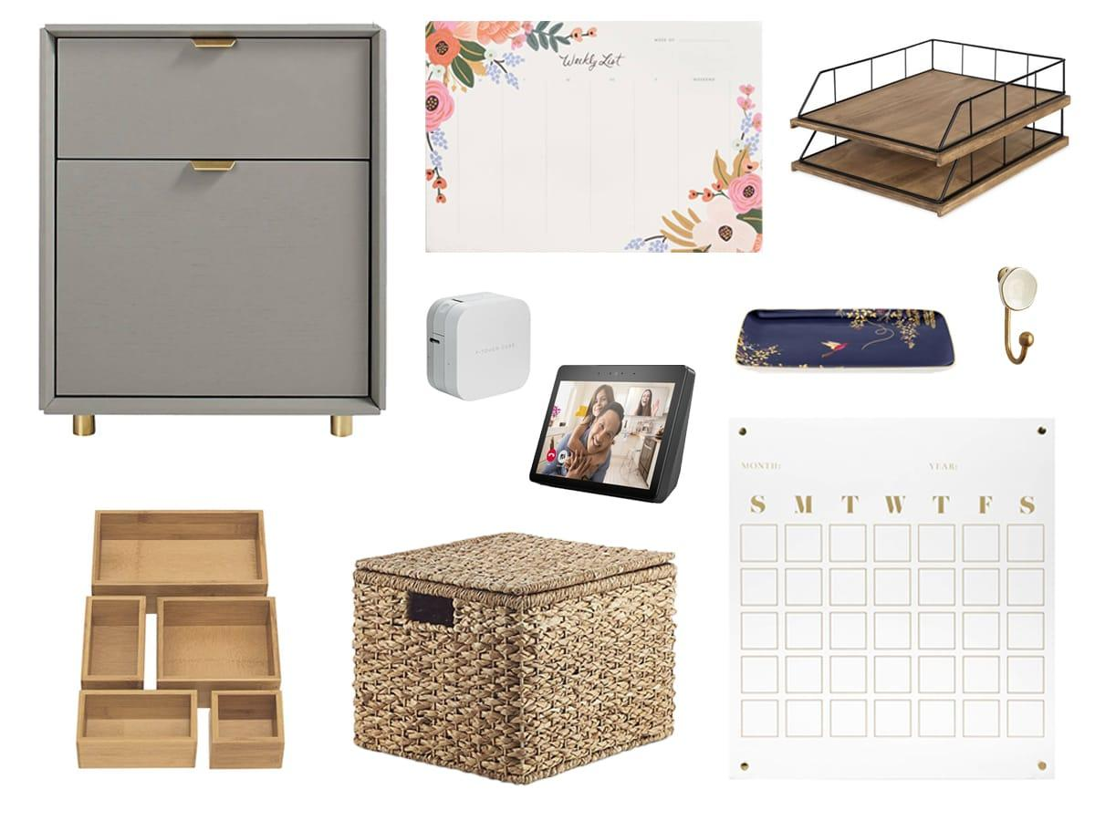 10 Items to Help Organize Your Home in 2019