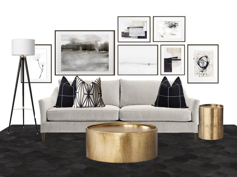 1 Sofa 3 Ways