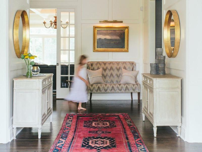 Get The Look:  Entryway