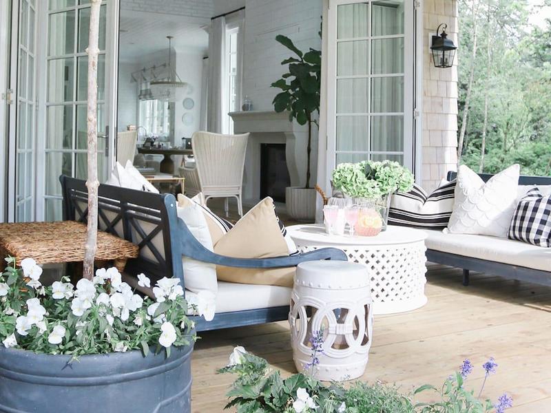 Get The Look: Outdoor Patio