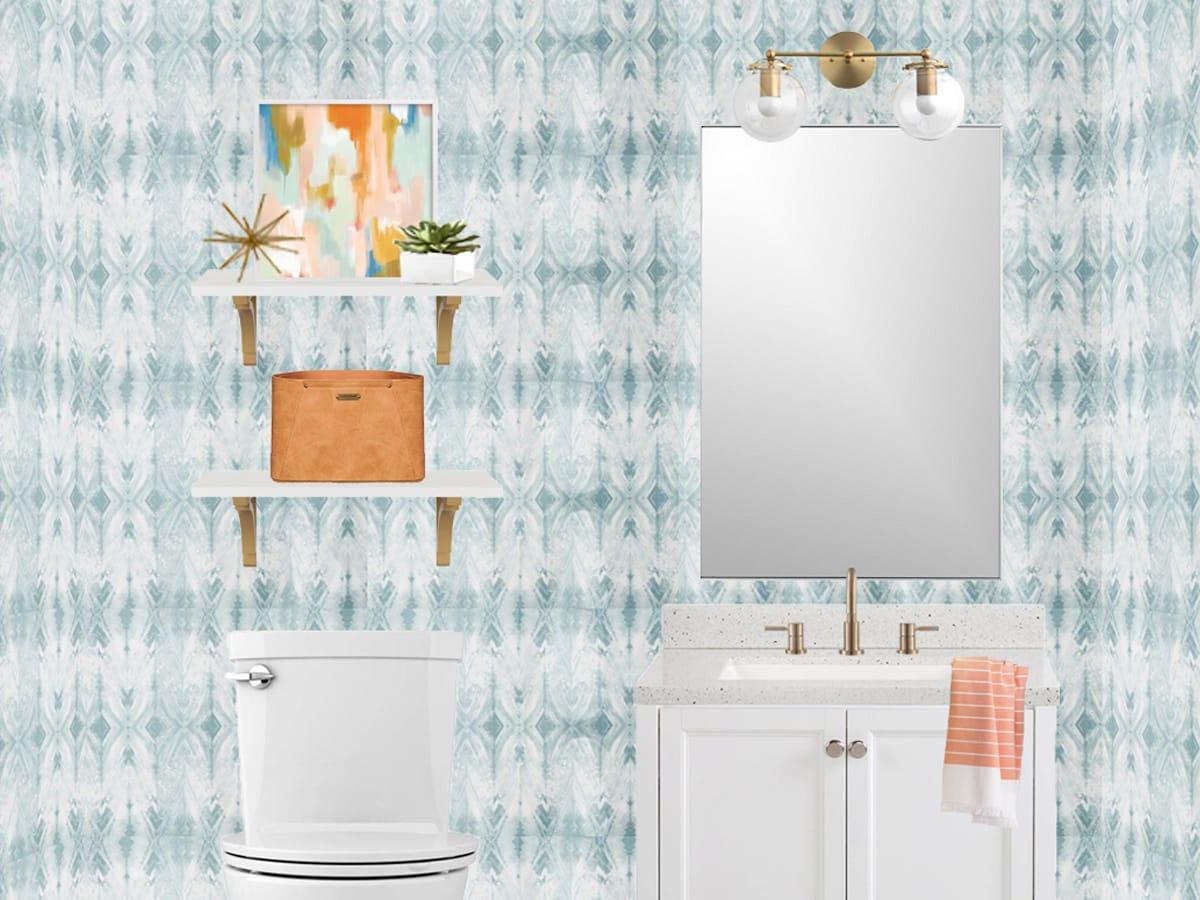 1 Bathroom 3 Ways