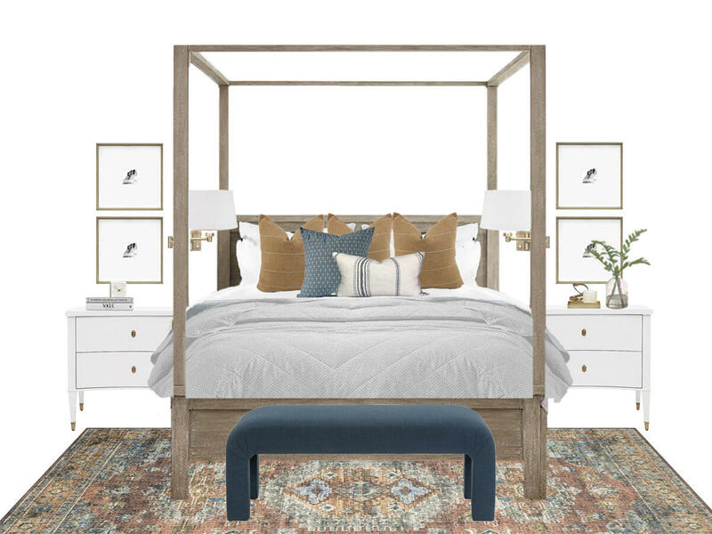 1 Canopy Bed 3 Ways