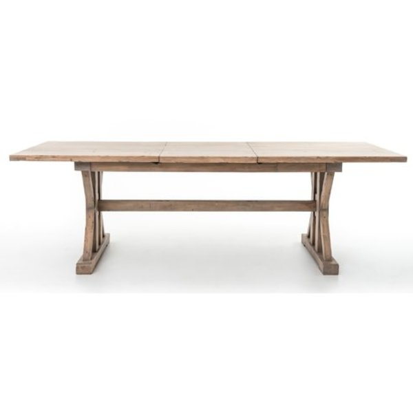 Grenadier extendable dining table