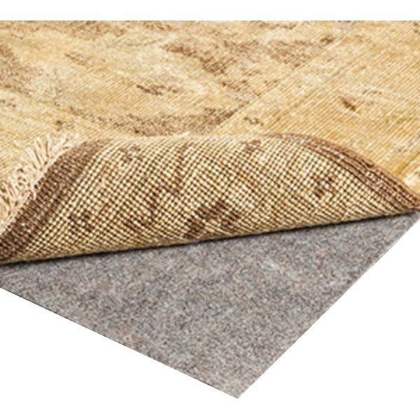 Reversible rug pad