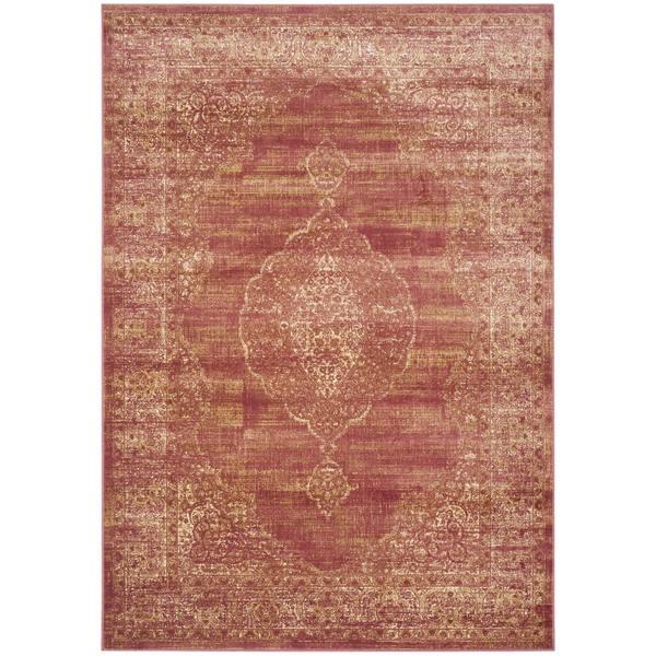 Safavieh vintage rust viscose rug 67 x 92 45037764 bd98 47c8 b3ae 055cb0e8e258