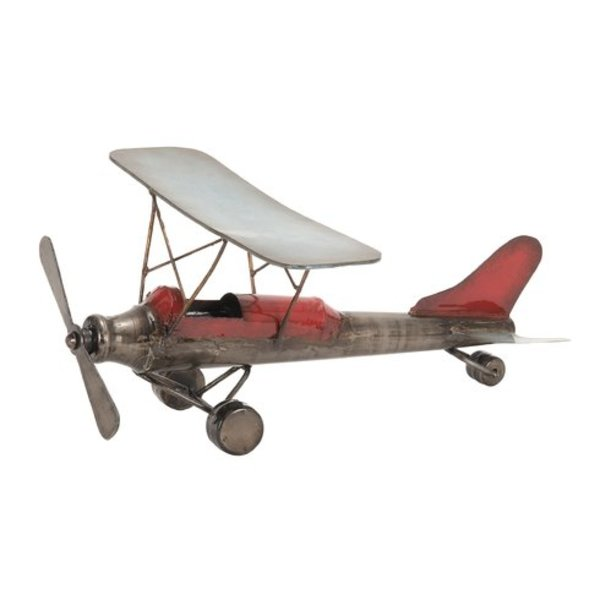 Metal model plane